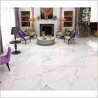 White Polish Porcelain Floor Tiles