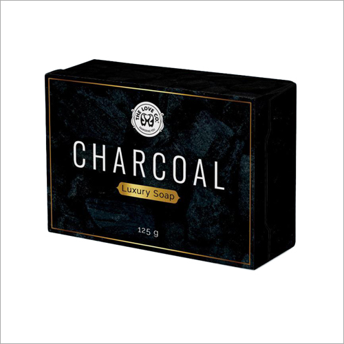 125 g Charcoal Luxury Soap