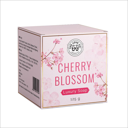 125 g Cherry Blossom Luxury Soap