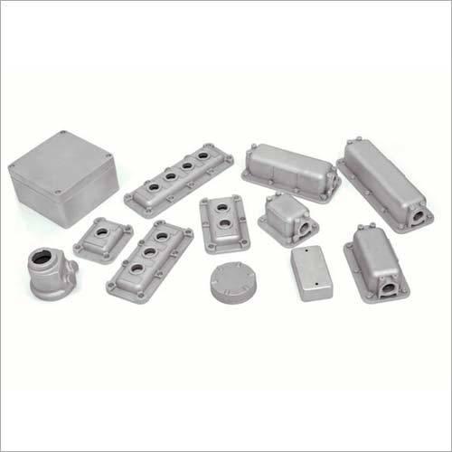 Aluminum Die Cast Electrical Junction Box