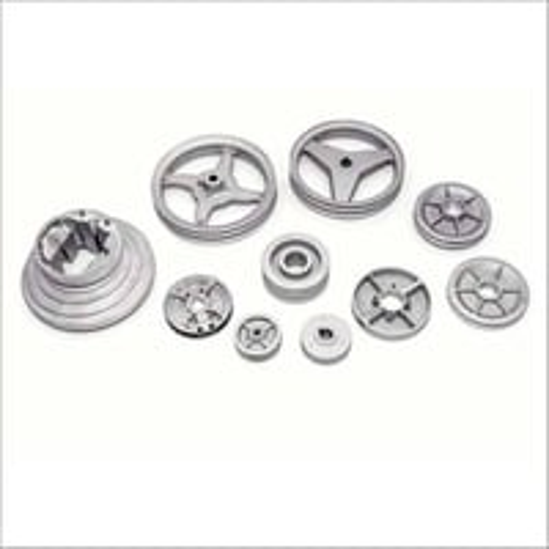 Aluminum Die Cast Pulley