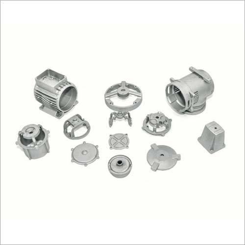 Aluminum Die Cast Motor Body Housing
