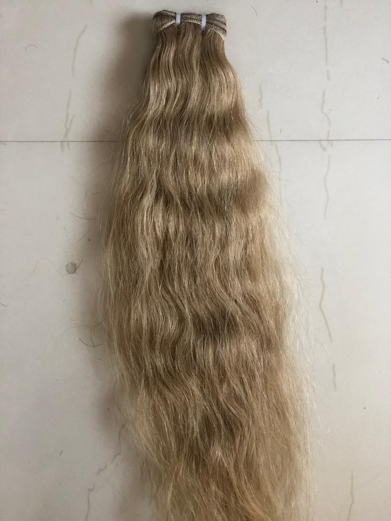 LONG HUMAN HAIR EXTENSIONS