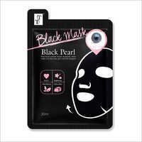Black Pearl Charcoal Face Mask