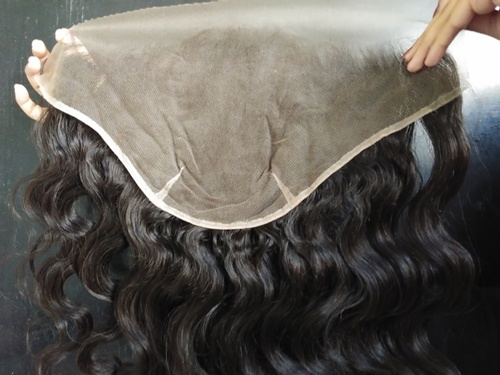 Deep wave Swiss Lace Frontal 13x6
