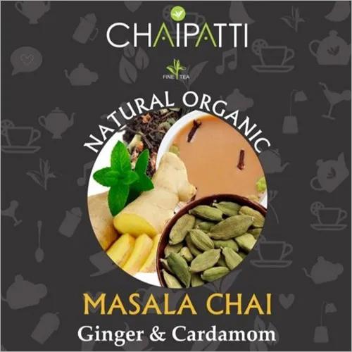 Ginger Cardamom Masala Tea