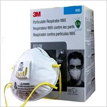 3M 8511 N95 Respirator Mask