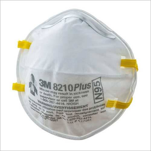 3M 8210 Plus N95 Respirators Mask