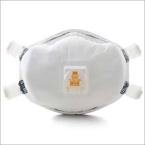3M 8514 N95 Respirator Particulate Mask