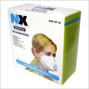 Flatfold Respirators Face Mask