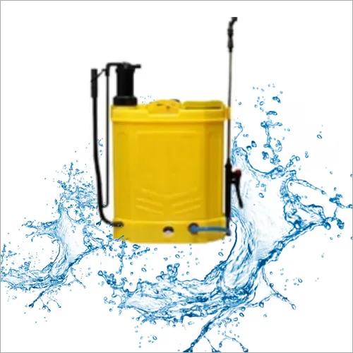 Disinfectant manual Sanitizer Machine