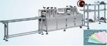 Quality 3 Ply Face Mask Making Machine