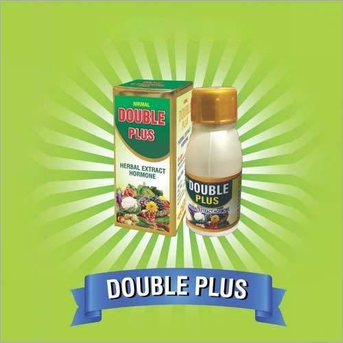 Double Plus Herbal Extract Hormone Powder