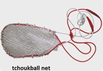 Spare tchoukball net