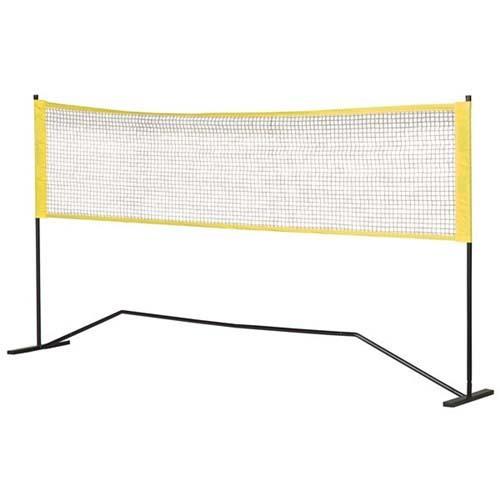 Portable 2 in 1 Badminton & Tennis Net