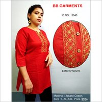 Ladies Kurti Top