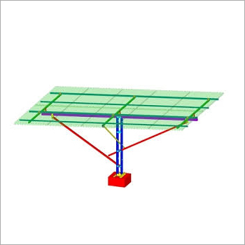 Industrial Solar Pumpset Structure