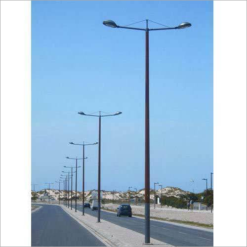 Outdoor Street Light Pole