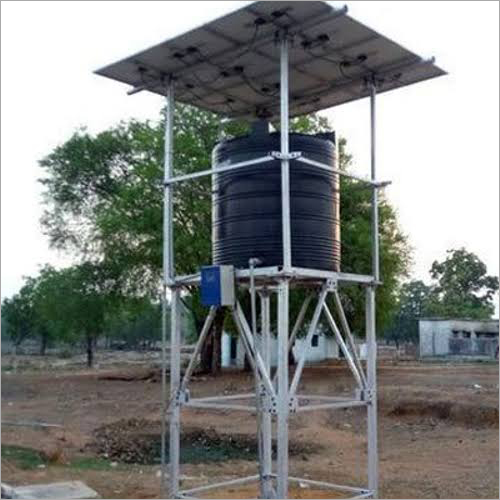 Industrial Solar Water Tank Structure