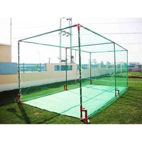 Cricket Metal Practice Cage- Movable and Detachable