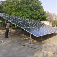 Industrial Solar Fabrication Work Services