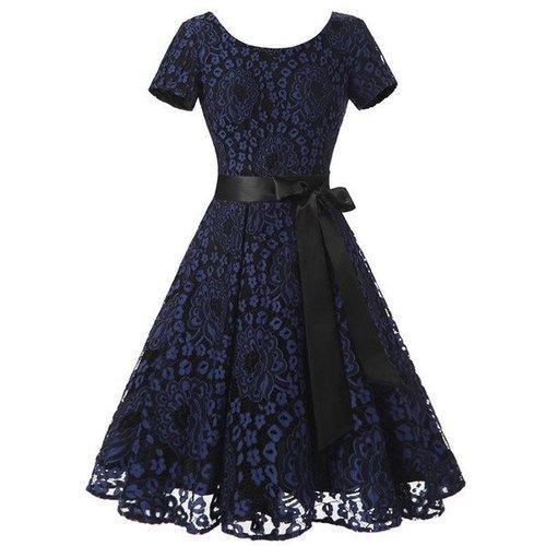 European and American Fashion Dress