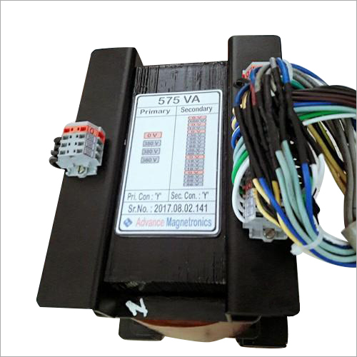 575 VA Three Phase Transformer