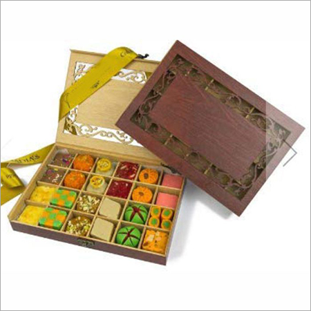 Brown Sweet Box