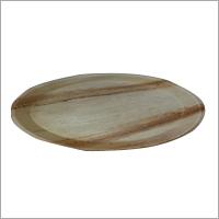 12 Inch Areca Leaf Plate Round