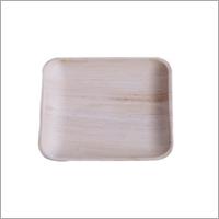 10 Inch Square Areca Leaf Plate