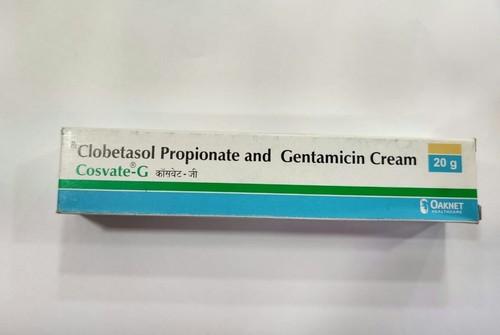 COSVATE G Clobetasol Cream