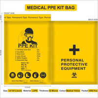 COVID-19 PPE Kit Packaging