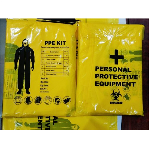 PPE Kit Packaging Bags
