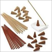 Incense Stick And Cone