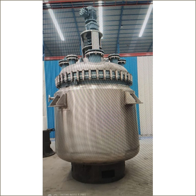 Glass Lined Reactor (GMP)