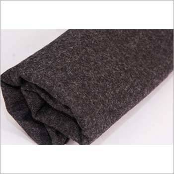 Solid Plain Woolen Fabric