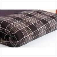 Wool Check Fabric