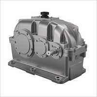 Boil Mill Helical Gearbox