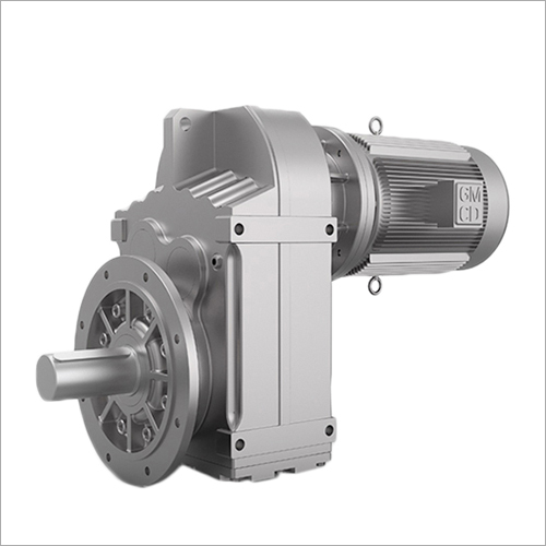 F Series Helical Gear Reducer