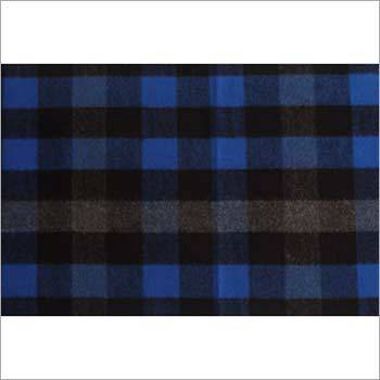 Acrylic Check Cloth Fabric