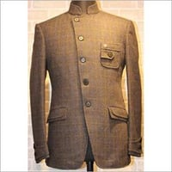 Mens Woolen Designer Jacket