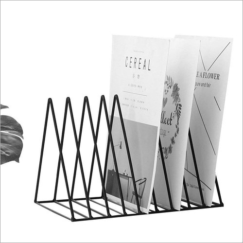 Magazine Holder Rack