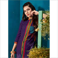 Ladies Sleevees Kurti