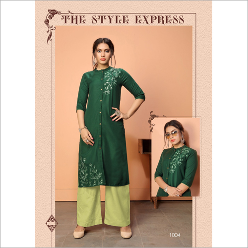 Ladies Ethic Fancy Kurti