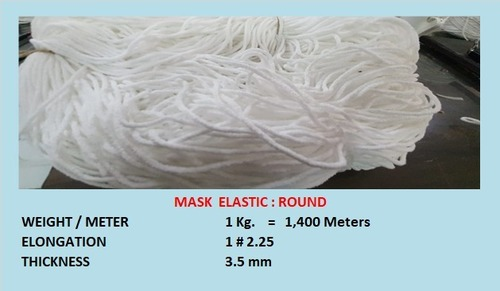 ELASTIC FOR 3 LAYER MASK