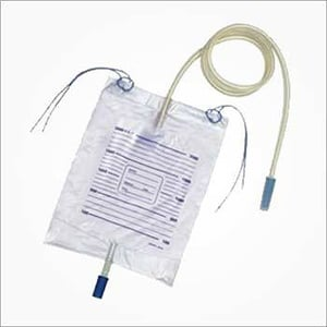 Urine Bag With Bottom and Strong Rope Hole