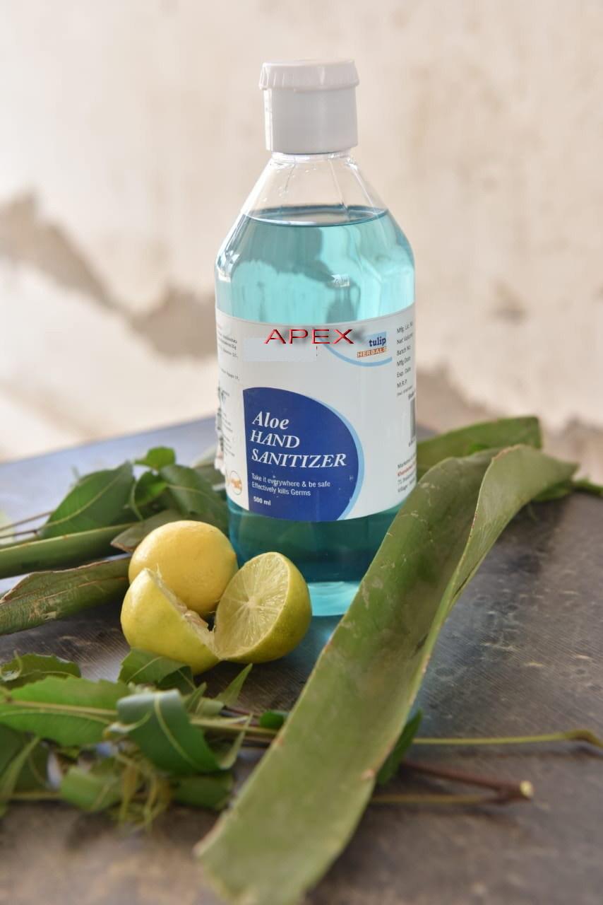 Aloe Hand Sanitizer
