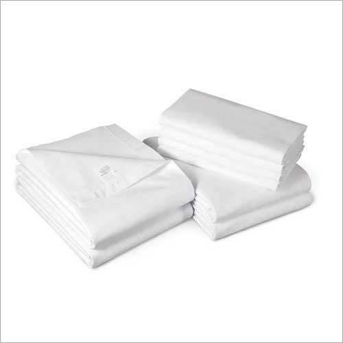 Disposable Linen Plain Sheet