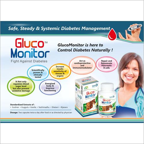 Ayurvedic Diabetes Control Capsules