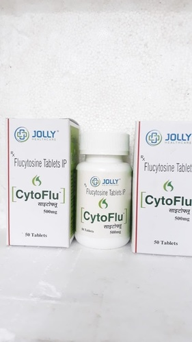 CYTOFLU 500MG Flucytosine Tablets